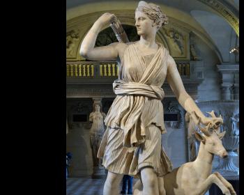 紀元前330年頃のヴェルサイユのアルテミス