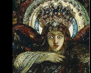 ギュスターヴ・モロー『ユピテルとセメレ』に描かれたヘカテー